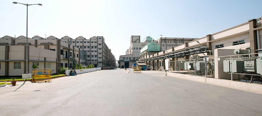 Naroli Factory - Bhilosa Industries